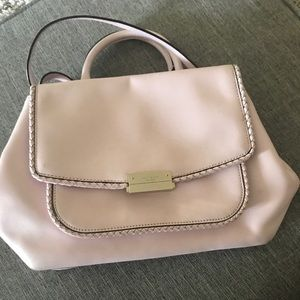 Kate Spade light dusted pink purse